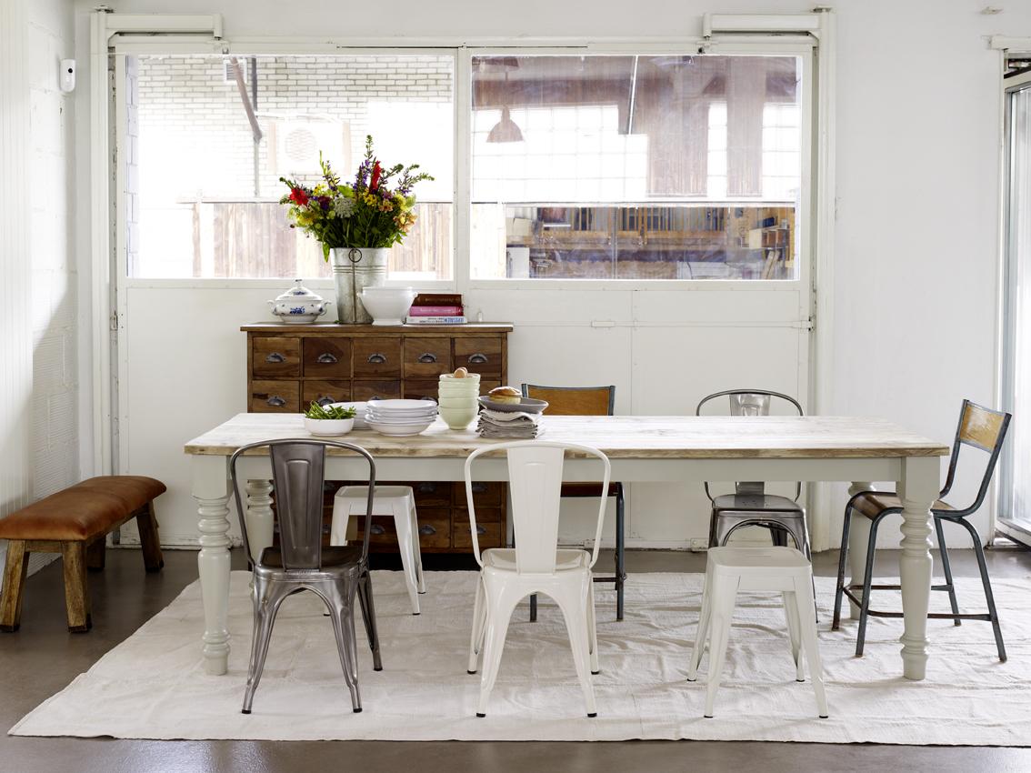 Der industrial look zeigt gef hl sweet home - Modern einrichten mit alten mobeln ...