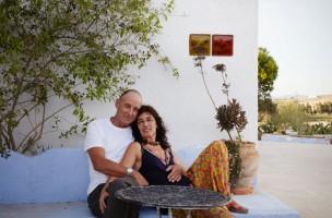 Peter Ledergerber und Maise, copyright Rita Palanikumar