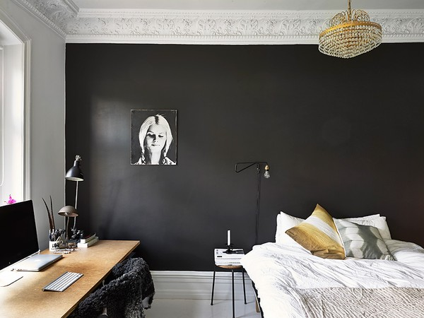 sweet home sieht schwarz sweet home. Black Bedroom Furniture Sets. Home Design Ideas