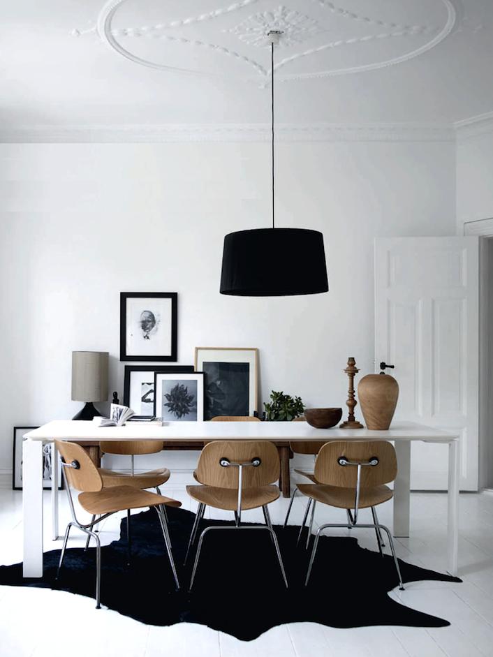 sweet home sieht schwarz! | sweet home - Wohnungseinrichtung Schwarz Wei
