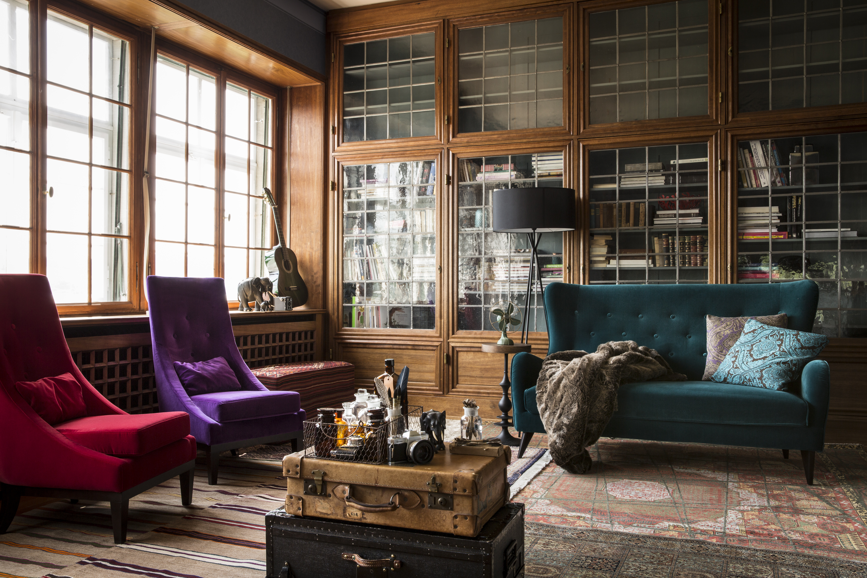 der bohemialook ein wohnstil f r kreative sweet home. Black Bedroom Furniture Sets. Home Design Ideas