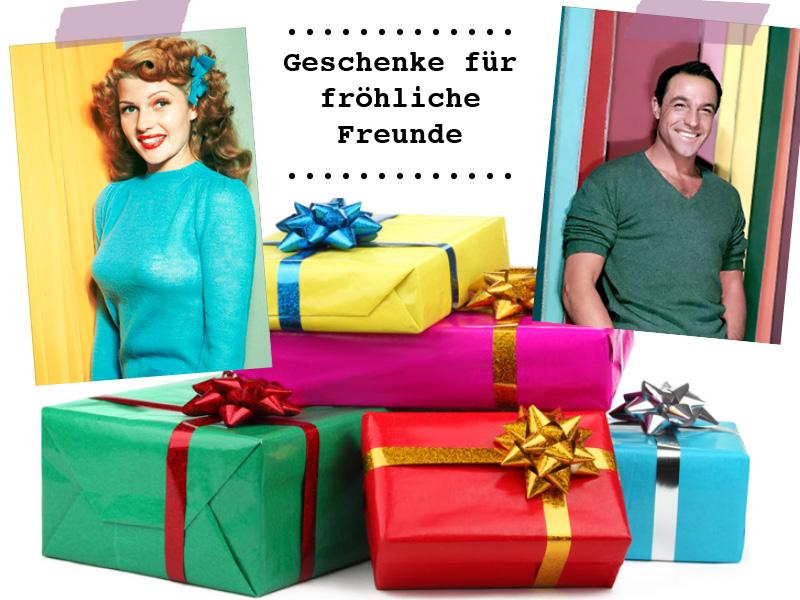 Der grosse Sweet-Home-Geschenkratgeber, Teil 3: Geschenke für ...