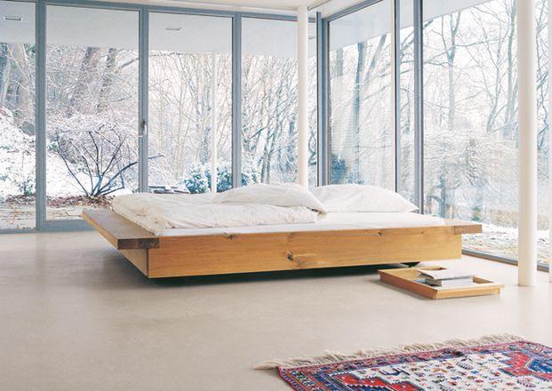 Holzbett modern  Ab ins Bett! | Sweet Home