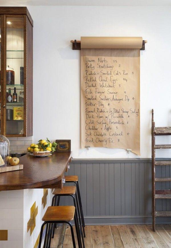 wohnen mit wandzeitungen sweet home. Black Bedroom Furniture Sets. Home Design Ideas