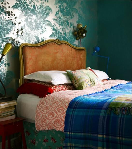 Damit Schlafen Und Träumen Sie Wie Ein Bohemian: Ein Altes, Gemütliches Bett  Finden Sie Zum Beispiel In Brockenhäusern Oder In Vintagegeschäften.