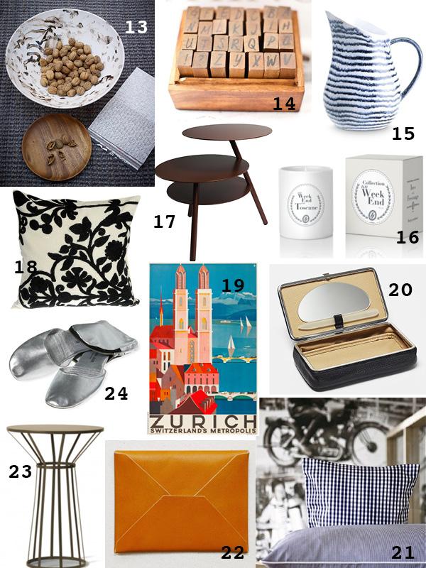 68 Geschenkideen aus Schweizer Shops | Sweet Home