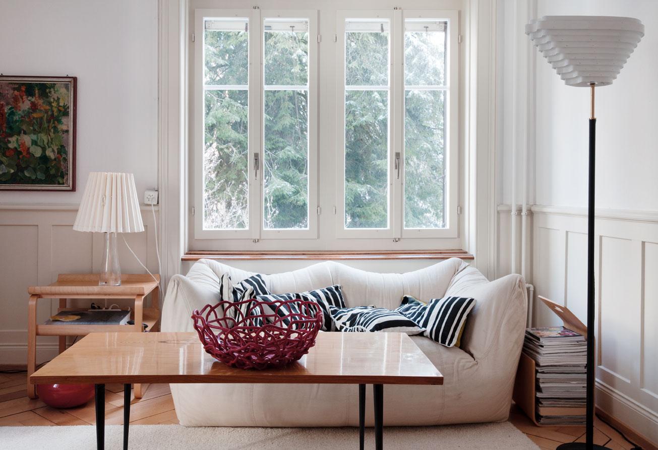 Nordisch wohnen in st gallen sweet home for Wohnzimmer nordisch