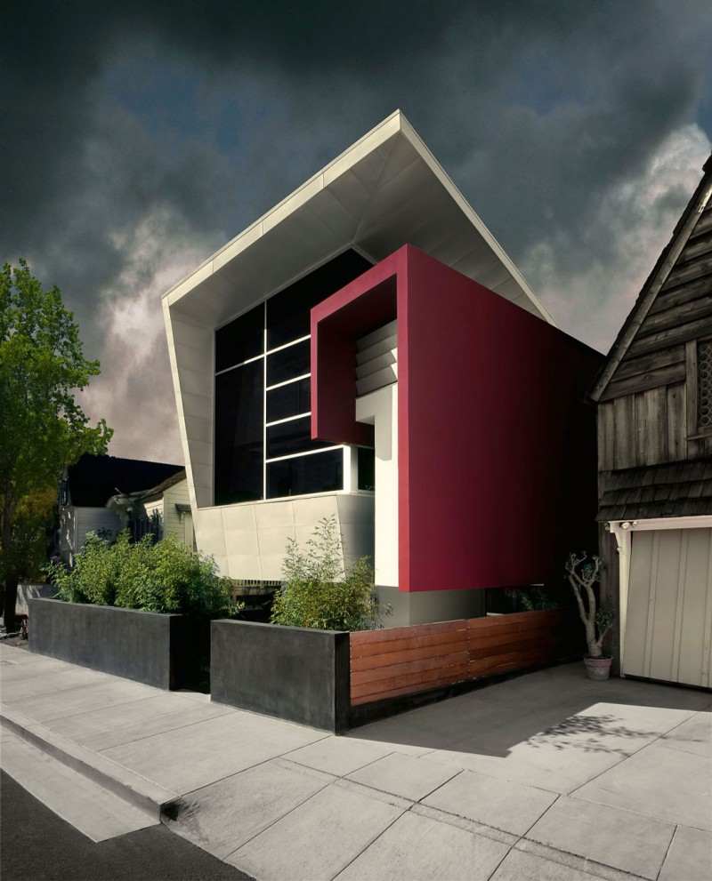 Einfamilienhaus sweet home seite 2 - Architecturen volumes ...