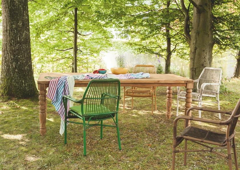 Bereit für die neuen Gartenmöbel | Sweet Home