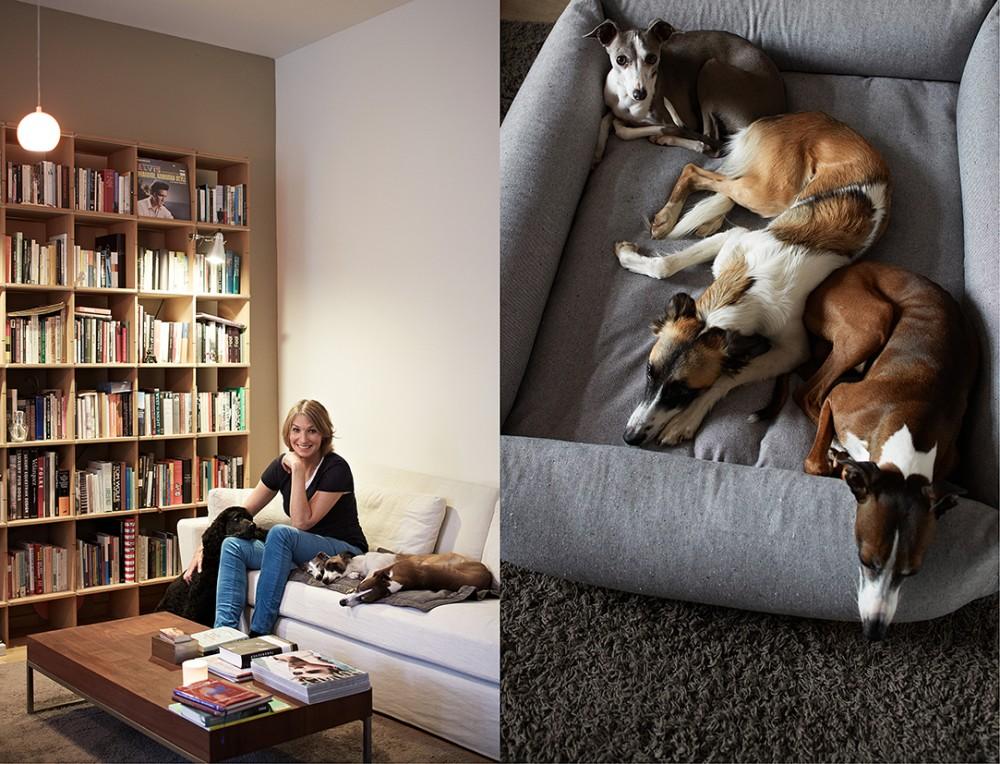 wohnen mit haustieren sweet home. Black Bedroom Furniture Sets. Home Design Ideas
