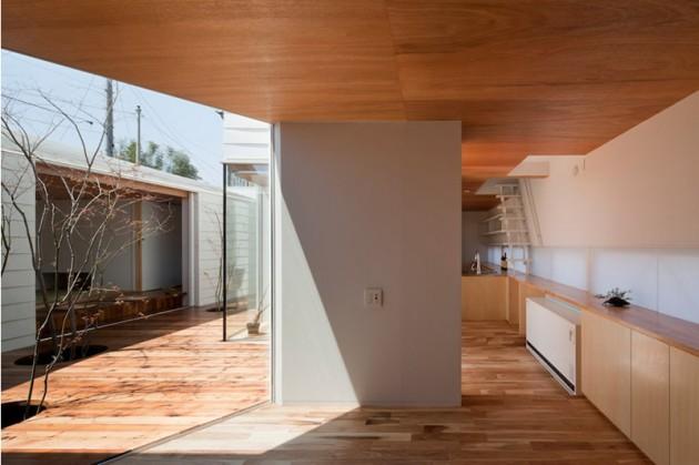 Japanische inselsch nheit sweet home for Japanische architektur holz