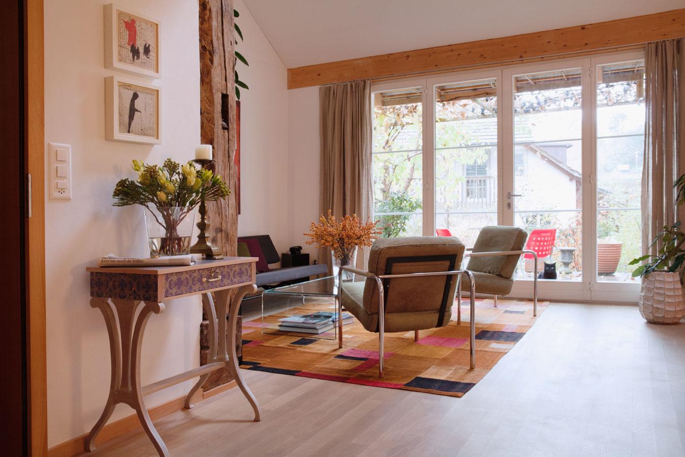 Antike Mobel Modernen Wohnraumen