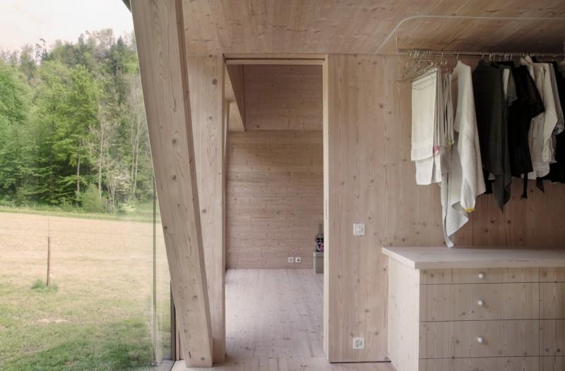 Sweet Home bei Pascal Flammer, Architekt  ©Rita Palanikumar