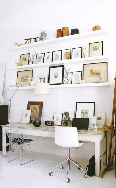 Ein Arbeitszimmer zu Hause | Sweet Home