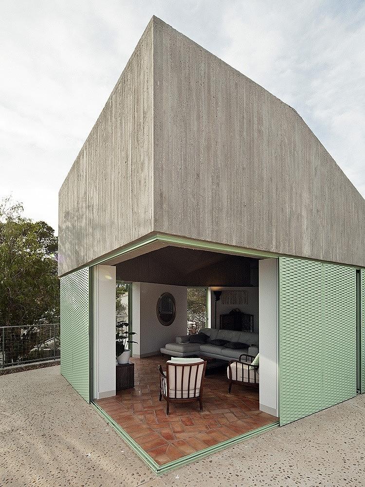 ein haus so cool wie pfefferminze sweet home. Black Bedroom Furniture Sets. Home Design Ideas