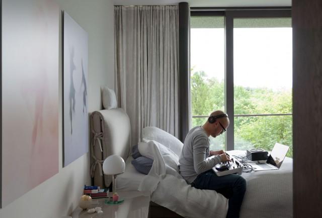 Sweet Home bei André Hauser, ©Rita Palanikumar