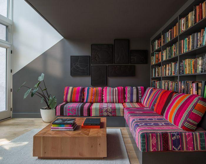 Designer couch bunt  Machen Sie mehr aus Ihrem Sofa! | Sweet Home