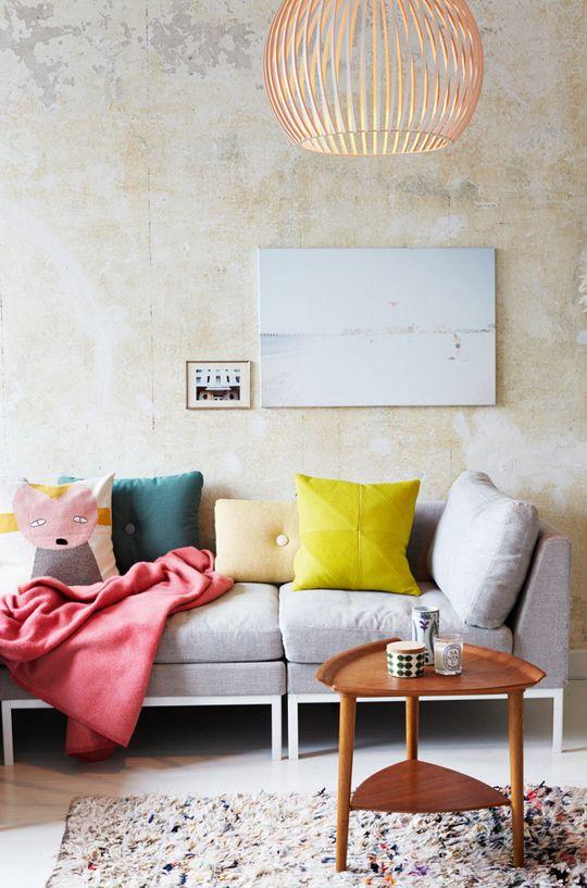 Machen sie mehr aus ihrem sofa sweet home for Home sweet home sofa