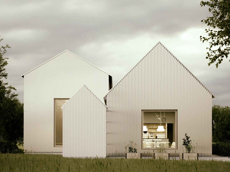 Ein traumhaus in schweden sweet home for Ch homes
