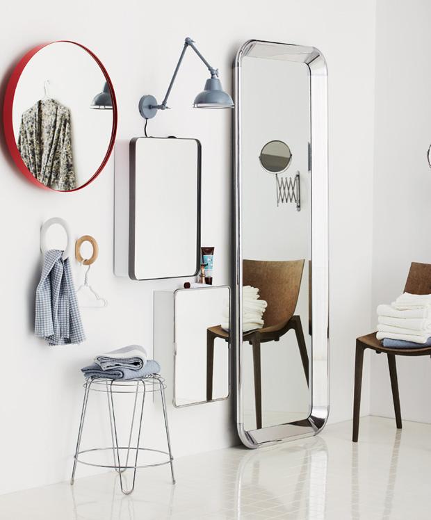 Wand Mit Spiegel Gestalten spiegel die schönsten aufheller home