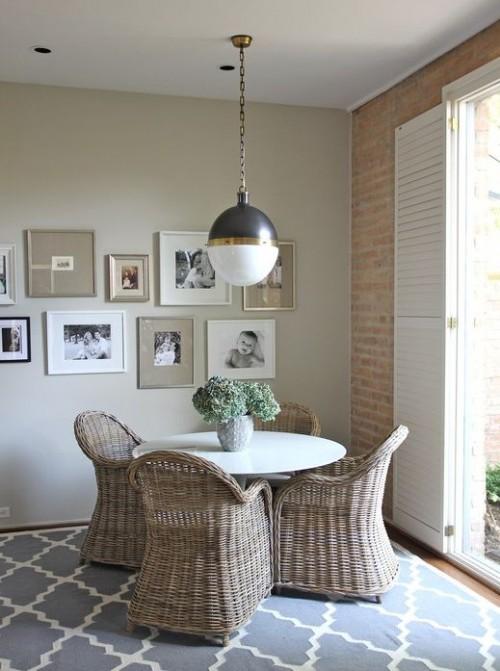 esszimmer sweet home. Black Bedroom Furniture Sets. Home Design Ideas