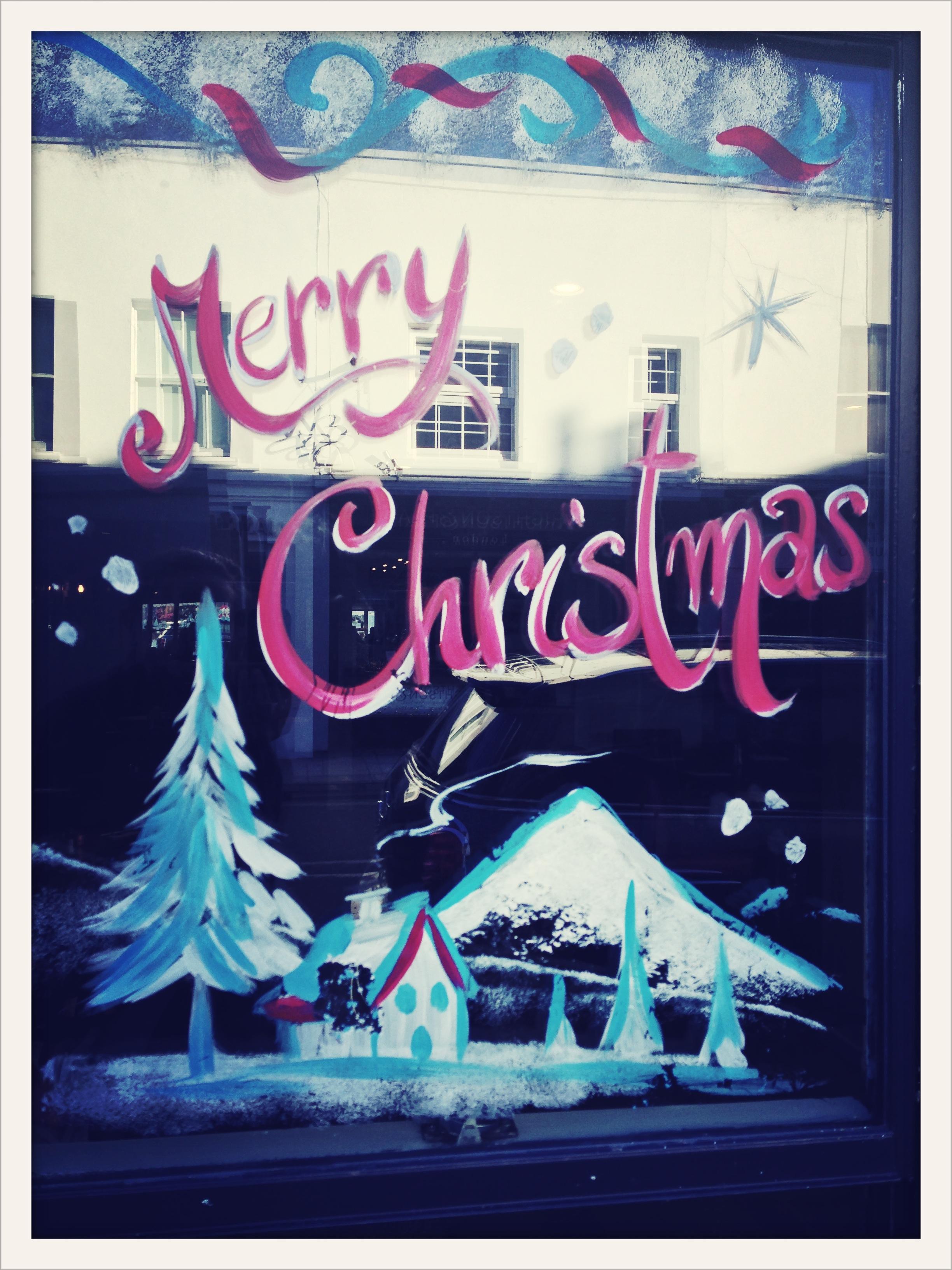 A very Merry English Christmas | Sweet Home