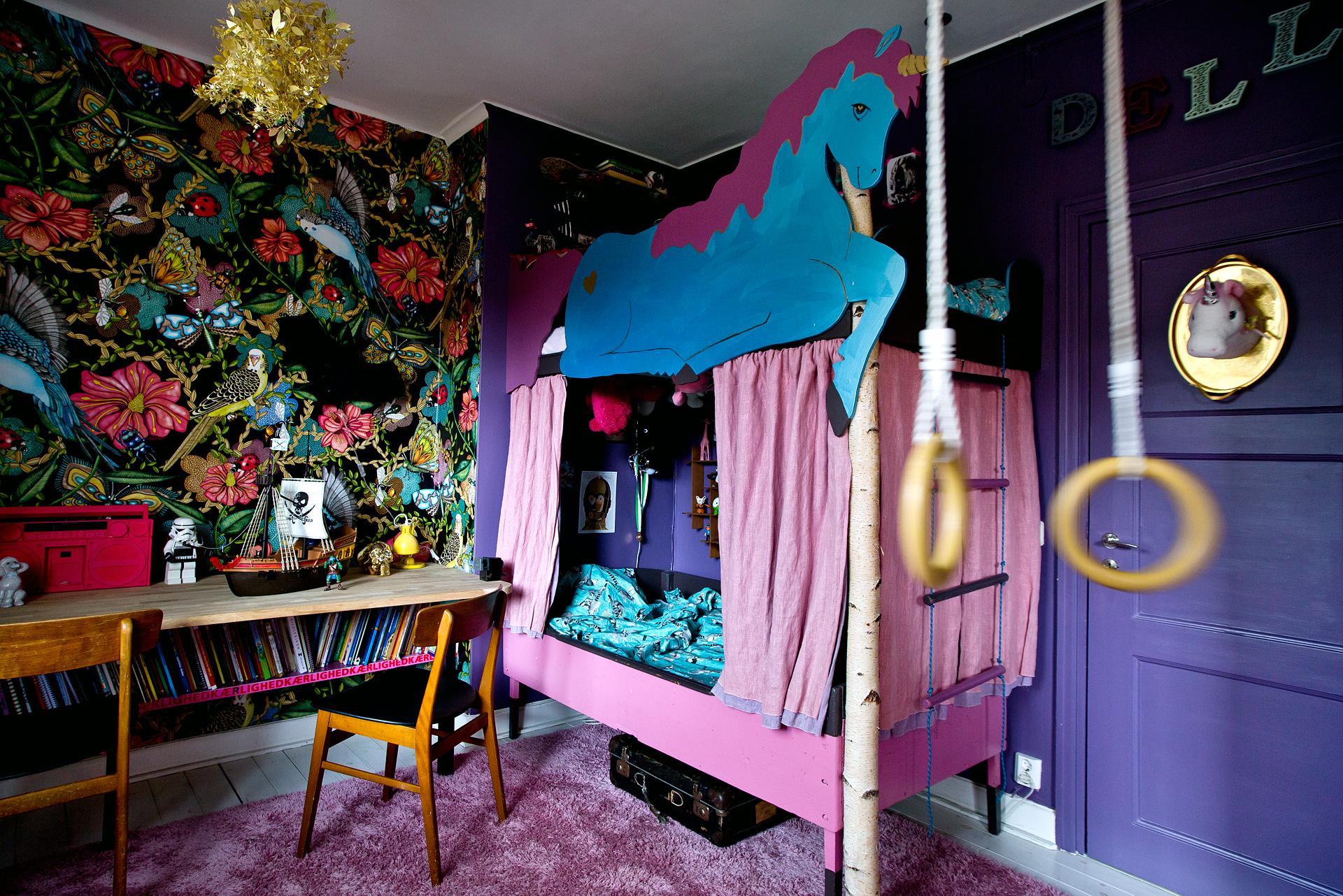 Wohnungsinserat aus stockholm sweet home for Kinderzimmer nordisch