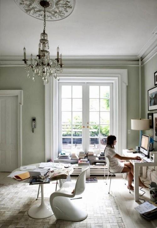 Arbeitspl tze mitten in der wohnung sweet home for Wohnung design blog