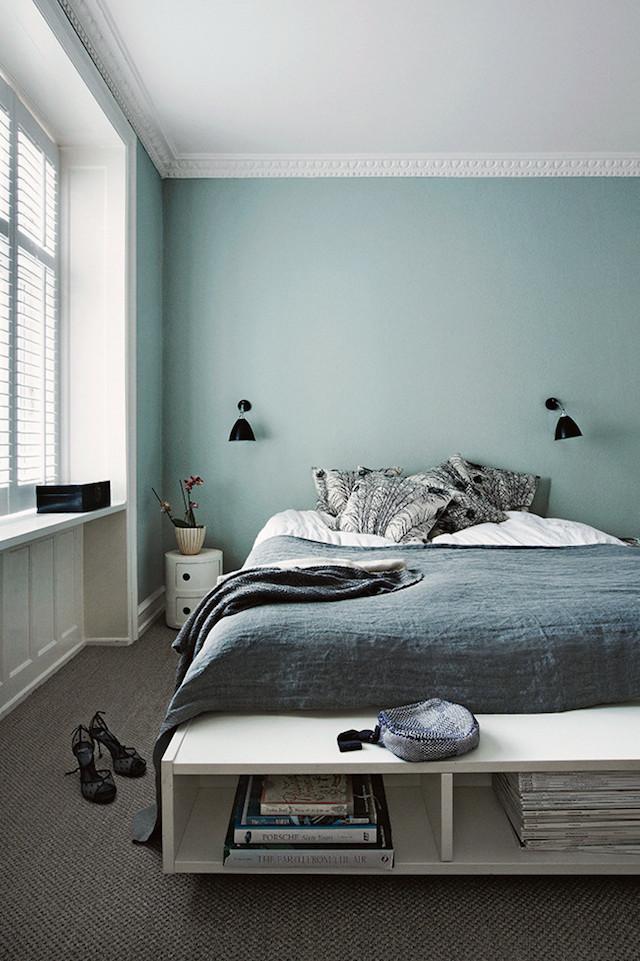 schlafzimmer mit schragen ~ verschiedenes interessantes design für, Modern Dekoo