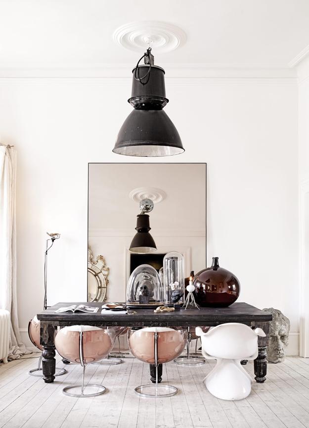 Industrielles Wird Elegant Sweet Home
