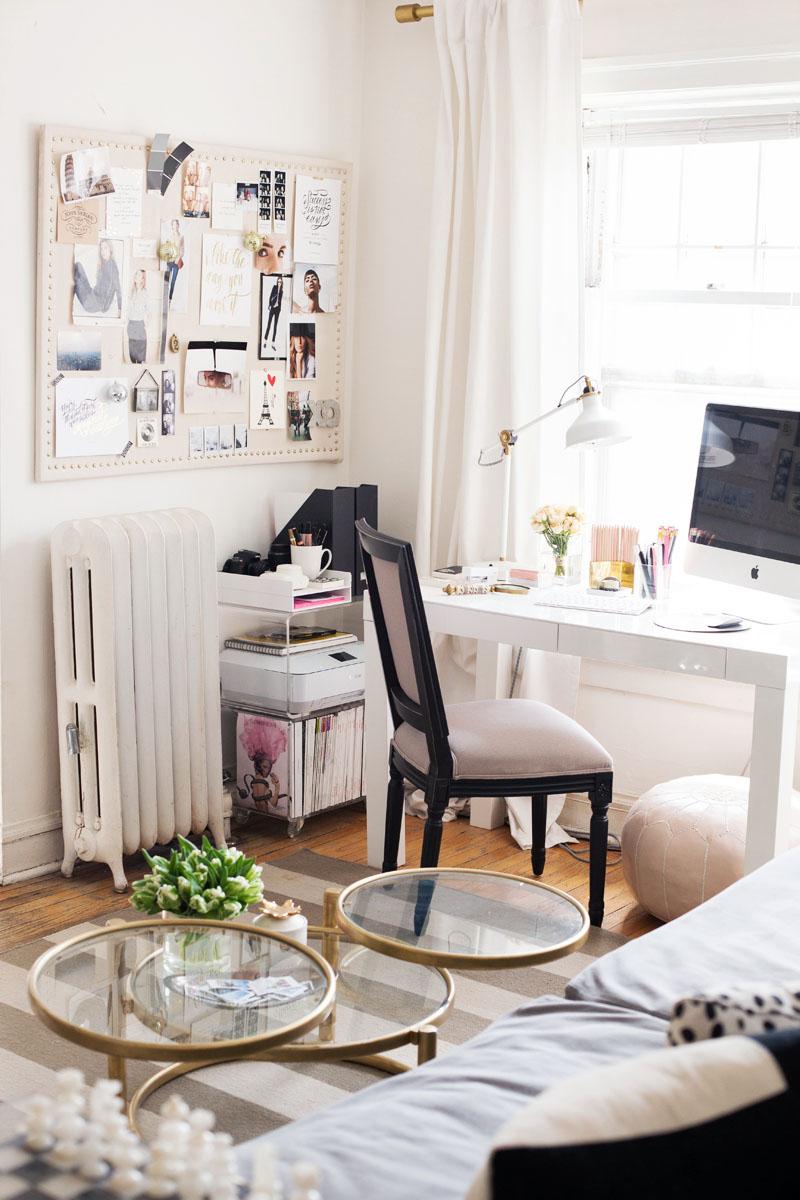 Arbeitsplatze Mitten In Der Wohnung Sweet Home