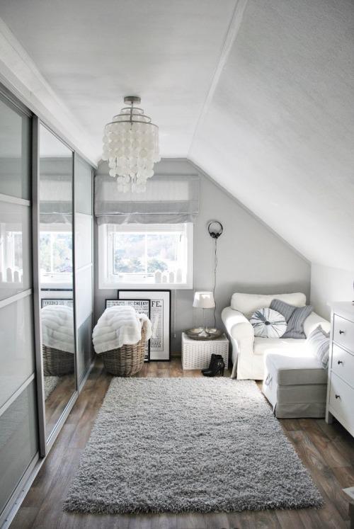 wohnen mit wenig platz | sweet home, Schlafzimmer ideen