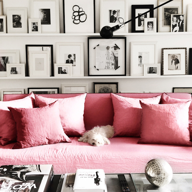 Normal ist anders sweet home for Home sweet home sofa