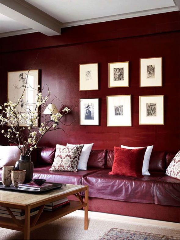 marsala die trendfarbe des jahres sweet home. Black Bedroom Furniture Sets. Home Design Ideas