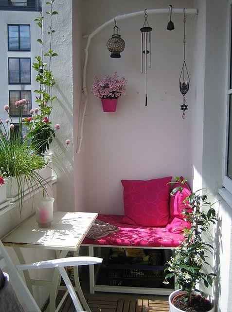 12 Erstklassige Balkonideen | Sweet Home Kleinen Balkon Gestalten Ideen