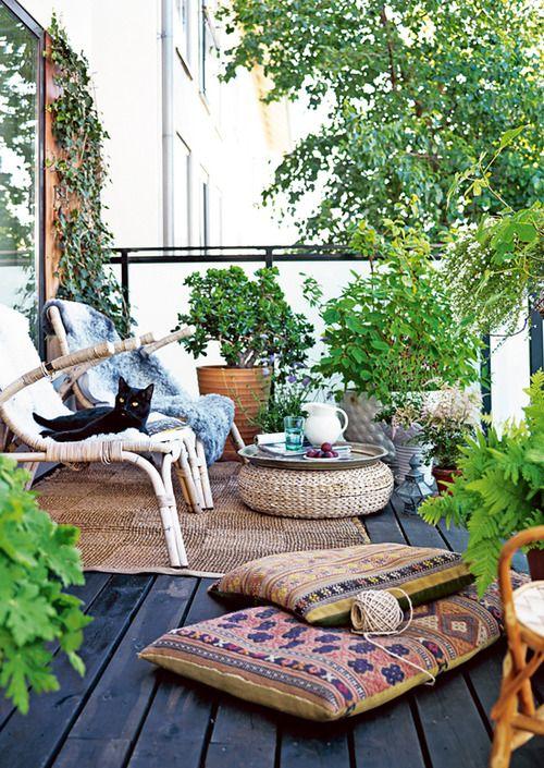 12 Erstklassige Balkonideen Sweet Home