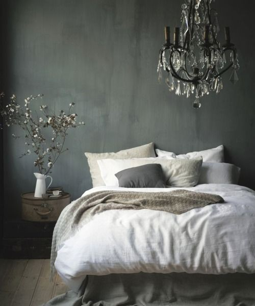 Protzen Ist Wieder Erlaubt! | Sweet Home Schlafzimmer Dunkle Farben