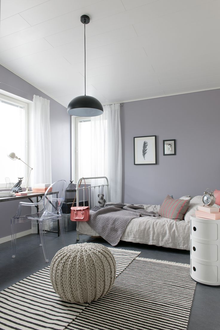 schn ist auch farbe die nur im unteren teil angebracht ist mit diesem effekt erreichen sie dass einerseits gemtlichkeit und stil entsteht und dass - Teenagerinnen Zimmer Wandfarbe