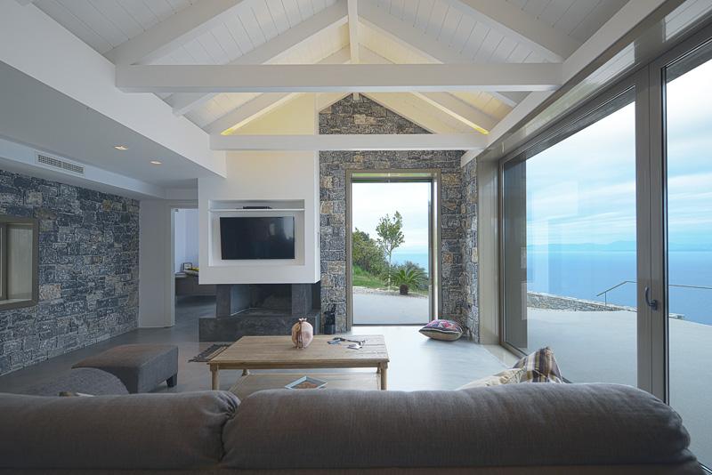 Landhaus moderne architektur  Modernes Landhaus in Griechenland | Sweet Home