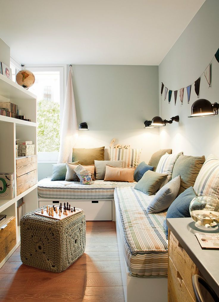 Wohnen auf einer neuen ebene sweet home - Decoracion de salones colores ...