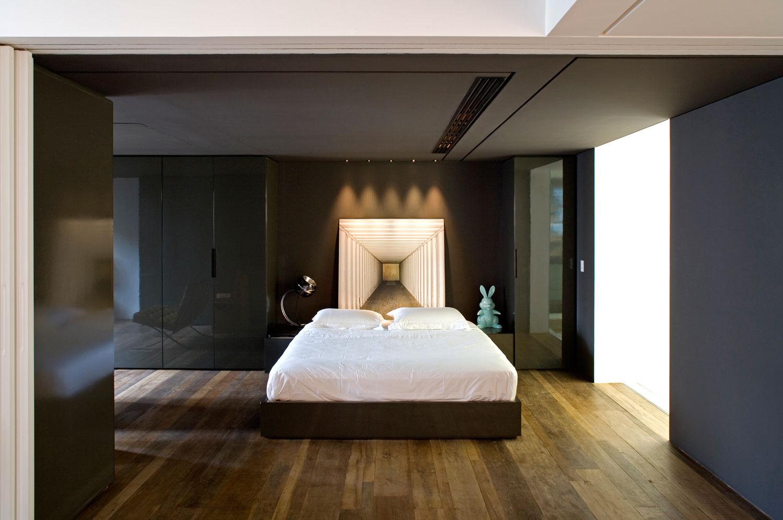 männer wohnung einrichten: einrichtung möbel und accessoires., Schlafzimmer design