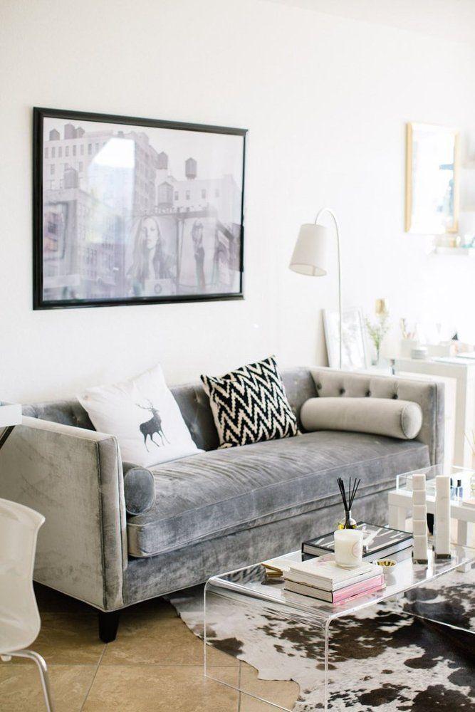 Sitzen Sie auf Samt | Sweet Home