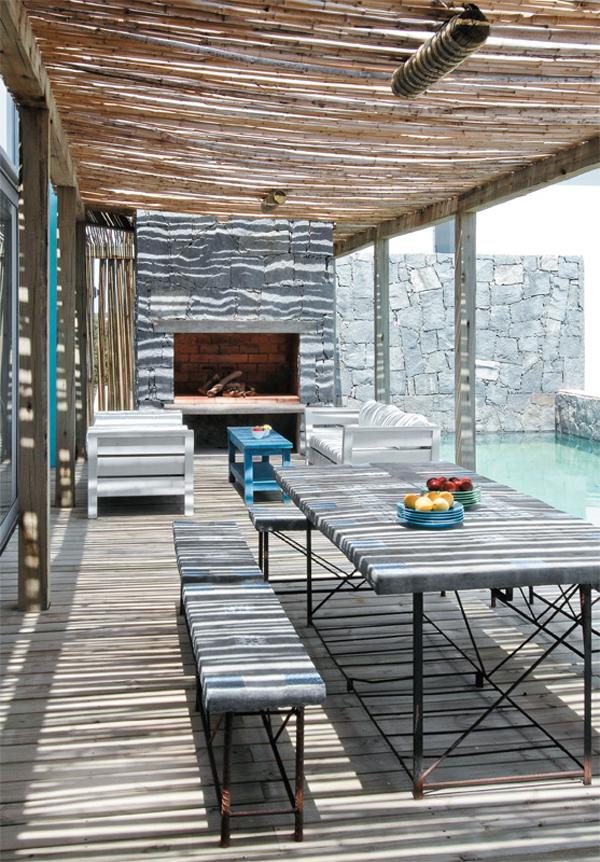 eine villa tr gt t rkis sweet home. Black Bedroom Furniture Sets. Home Design Ideas