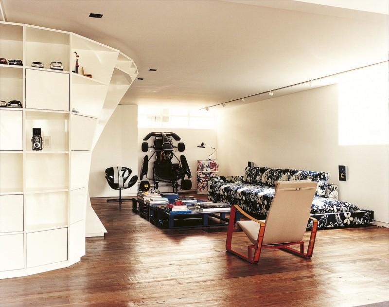 cooler loft f r m nner sweet home. Black Bedroom Furniture Sets. Home Design Ideas