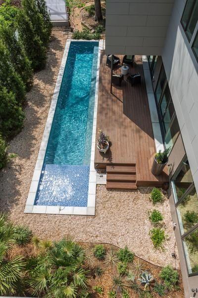 Versenkbarer Pool kleine pools zum verlieben home