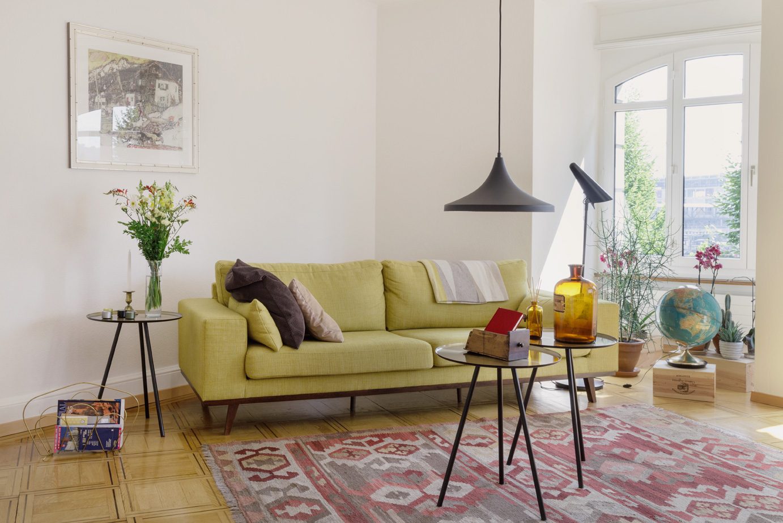 Eine romantische Wohngeschichte aus Luzern  Sweet Home -> Ecksofa Pfister