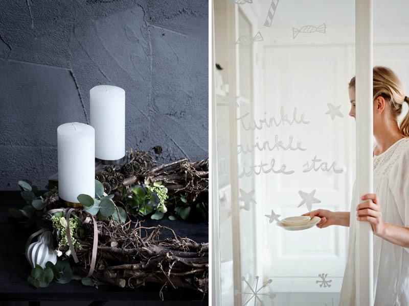 Zeit f r eine adventsdekoration sweet home - Adventsdeko ideen ...