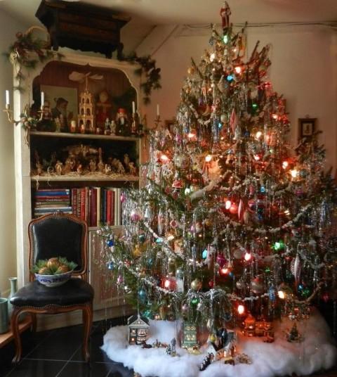 Weihnachtsbaum Mit Und Ohne Sweet Home
