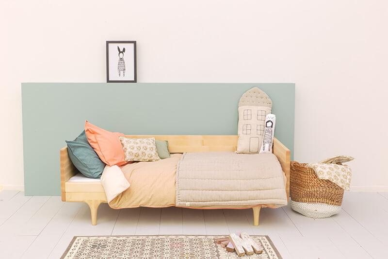 Alles gestrichen sweet home for Kinderbett streichen