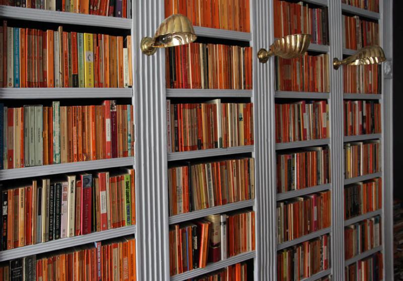 willkommen in der bibliothek sweet home. Black Bedroom Furniture Sets. Home Design Ideas